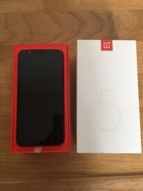 ONEPLUS 5T 64GB BRAND NEW