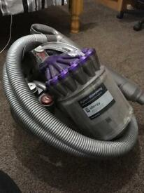 Non working Dyson stowaway DC23 allergy