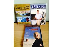 Selection of interest DVDs
