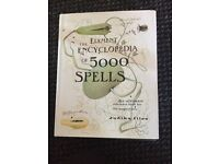 The Element Encyclopedia - Set of 4 - Psychic World - 5000 Spells - Witch Craft - Magical Creatures