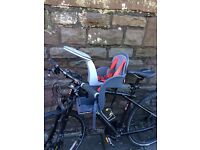 WeeRide Bicycle Seat Carrier for kids 1-4years - in excellent conditions