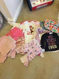 Girls 6-9 months clothes bundle