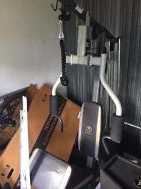Marcy Multi gym