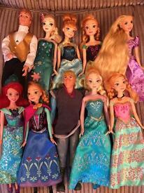 10 disney dolls