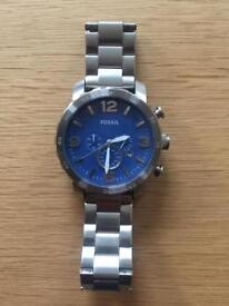 Fossil Nate Chronograph Men's Watch