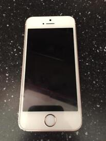 Rose Gold Apple iPhone SE for sale £130.00 ONO