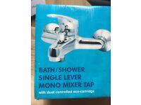 BRAND NEW BATH / SHOWER SINGLE LEVER MONO MIXER TAP