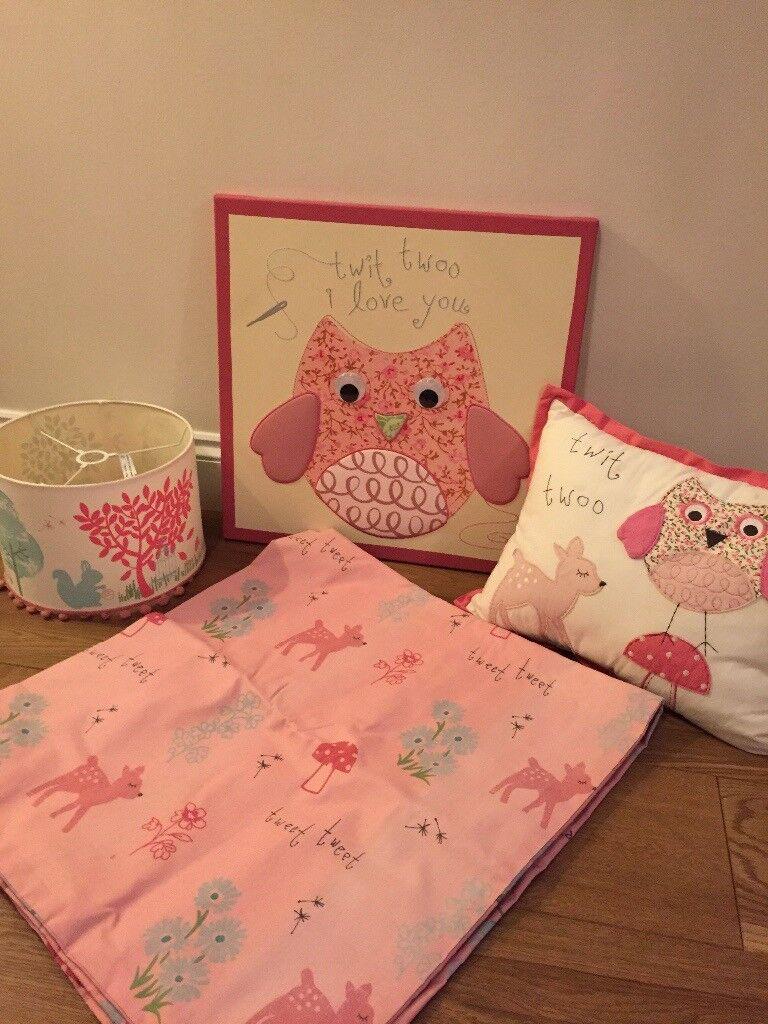 Beautiful Next Girls Bedroom Set