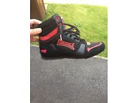 Women's boxing boots for sale
