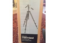 Brand New 7100 Series Calumet Tripod