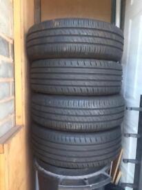 Honda Accord Tyres and rims wheel 195 65 R 1Honda Accord Tyres and rims wheel 195 65 R 15