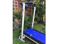 Treadmill manual Pro Fitness