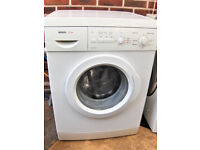 WASHING MACHINE BOSCH 5KG LOAD.FREE DELIVERY B,MOUTH AND LYMINGTON AREAS