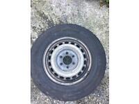 Mercedes Sprinter / Volkswagen Crafter 06 -13 - Wheel + Tyre 235/65/16