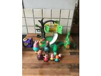 Small Peppa Pig Toy Bundle