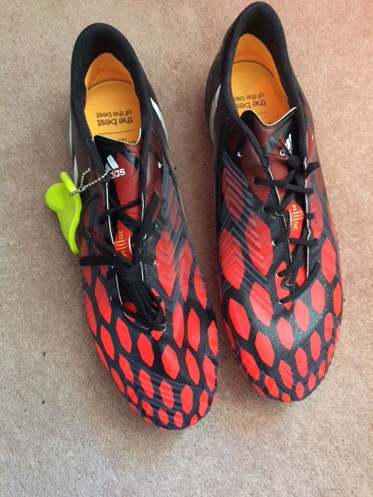 Football bootsin Bromley, LondonGumtree - Brand new adidas predator instinct CHEAP boots never been used Professional boots given to me by adidas. £60 Will accept offers