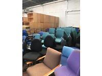 Retro Brown Chair