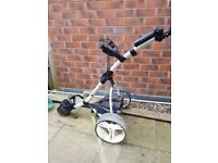 Motocaddy S1 Electric Golf Trolley