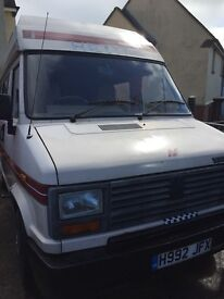 Campervan mot failure also happy to px for mpv/4x4
