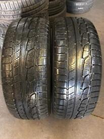 2 PW 255 60 18(112H) Nokian WR Sport Utility All Weather Plus Extra Load 5.5mm-6.5mm