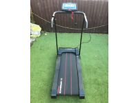 Treadmill for sale, barely used and in great condition