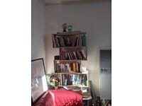 6 Tier Bookcase Wooden Colour - Storage Bookshelf