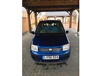 Fiat panda dynamic 1.2 immaculate condition. Only 53k mileages!!!