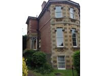 Large 3 bedroom maisonette apartment to rent in Sneyd park with a garden area