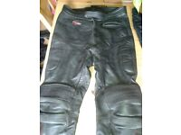 Syko bike leathers. Looking for quick sale
