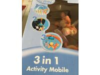 Winnie the Pooh 3 in 1 activity MOBLIE