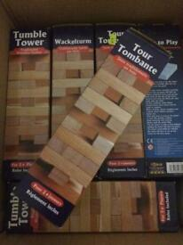 Tumble tower new for kids birthday gift toy