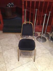 Chairs, suitable for schools, halls, bars, restaurants, events.