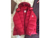 Authentic Moncler jacket & polo shirt (mens)