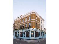 General Manager Wanted For an Independent Clapham Pub