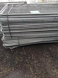 🔨🌟Heras Fencing Metal New