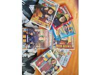Fireman sam dvds x7