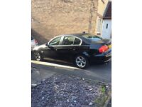 BMW 320d for sale sat nav , bluetooth , cruise control and parking sensors half wood interior