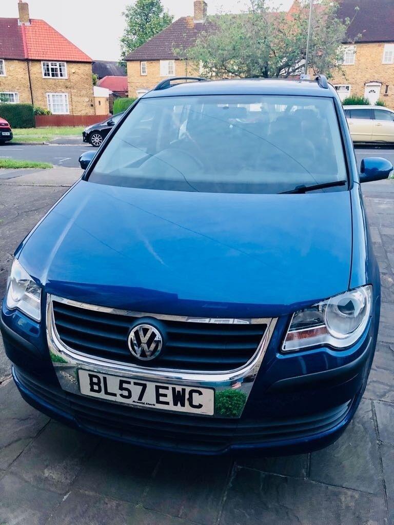 Volkswagen Touran 1.6 S 5dr (7 Seats)