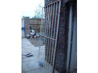 Metal gate, heavy duty & professionally made