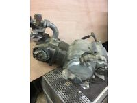Honda 90 step through engine (c50 c70 c90 ) swap