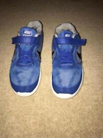 Nike Trainers - Size 2