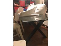 Moving Sale- Habitat & Ikea Dining table / set in excellent condition