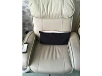 Leather Massage Chair with 9 programs in great working order &Excellent condition