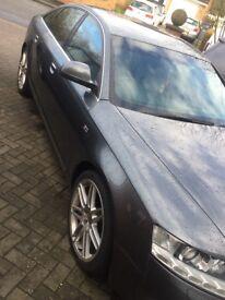 Audi A6 Sline 2010 Saloon 2.0ltr diesel