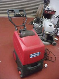 Cleanfix RA410 Flooring Cleaning Machine. Scrubbing and Vacuum.