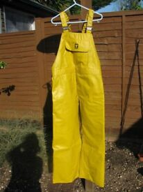 Guy Cotton, Bib and Brace waterproof trousers