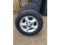 215/65/16 tyres