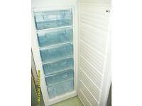 upright tall freezer