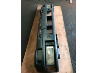FORD IVECO COMPLETE FRONT BUMPER