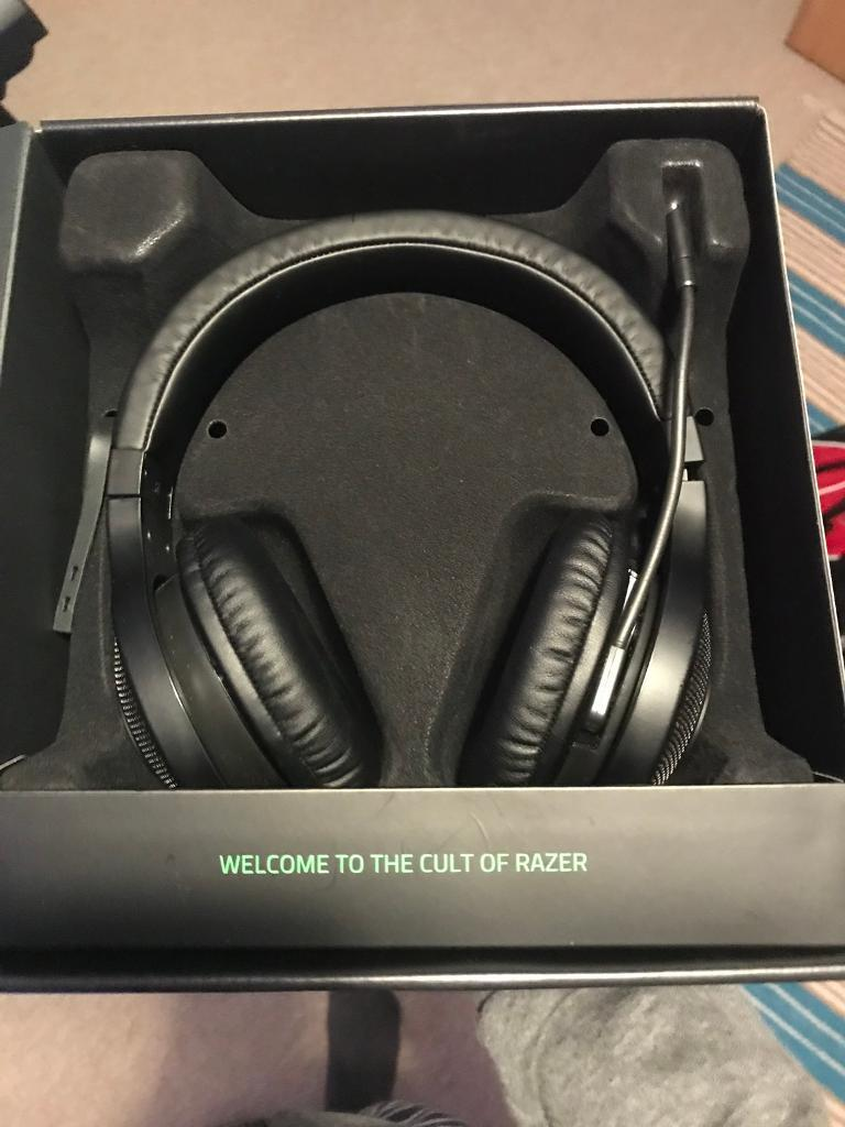 Razer Kraken - 7 1 surround sound | in Bath, Somerset | Gumtree